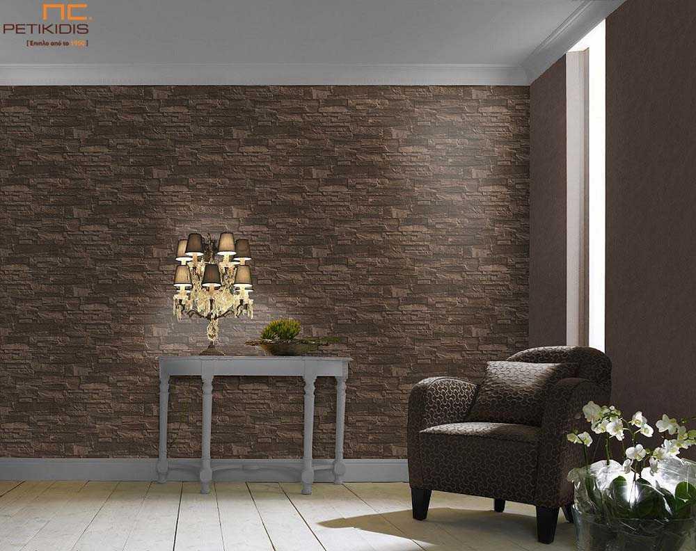 nature stein barock tapeten. Black Bedroom Furniture Sets. Home Design Ideas