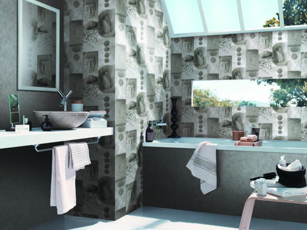Ταπετσαρία Τοίχου Deco Relief - 306347