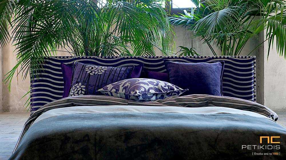 Ύφασμα Επίπλωσης Purple Αλέκιαστο Αδιάβροχο