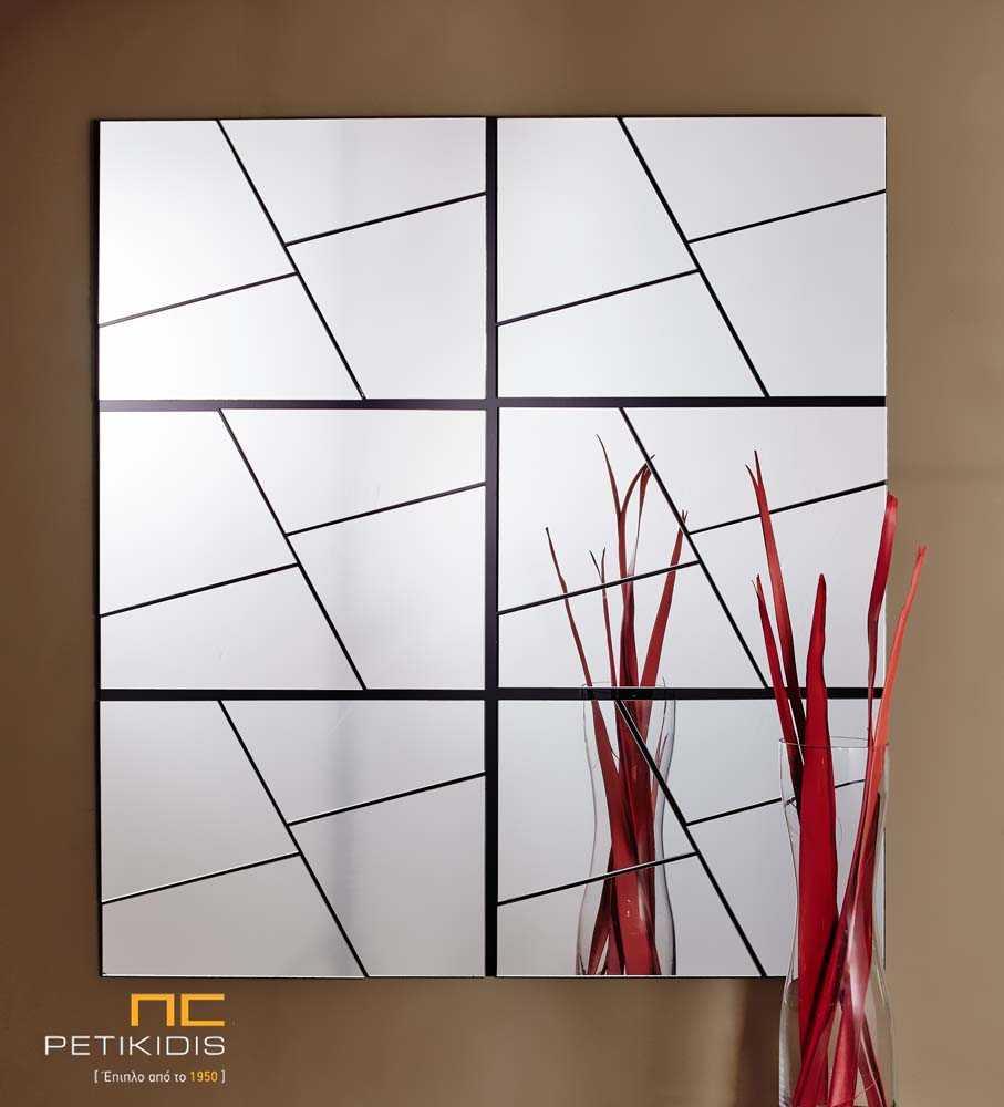 Τετράγωνος Καθρέπτης Σύνθεση