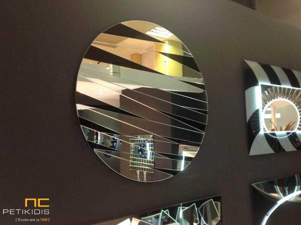 Καθρέπτης E560 Στρογγυλός