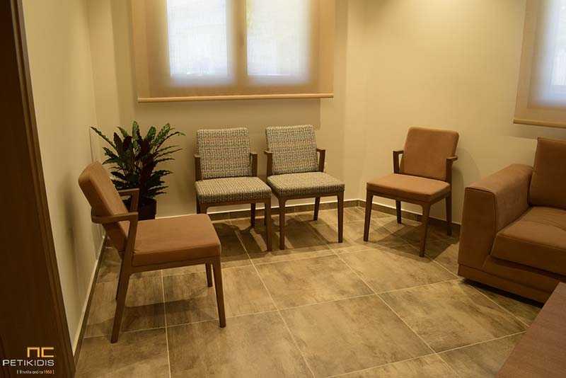 Διακόσμηση Χώρου Αναμονής Ιατρείου
