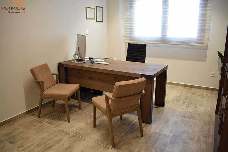 Έπιπλο Γραφείου για Ιατρείο