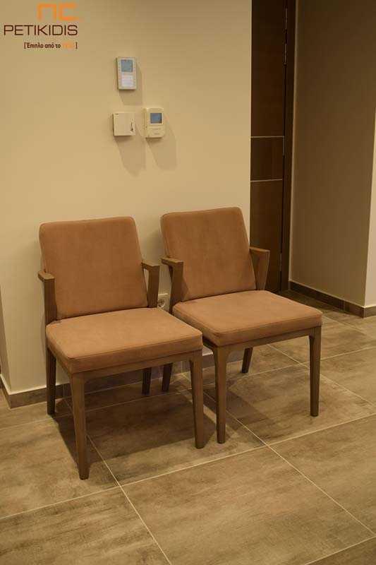 Καρέκλες για Χώρο Αναμονής Ιατρείου