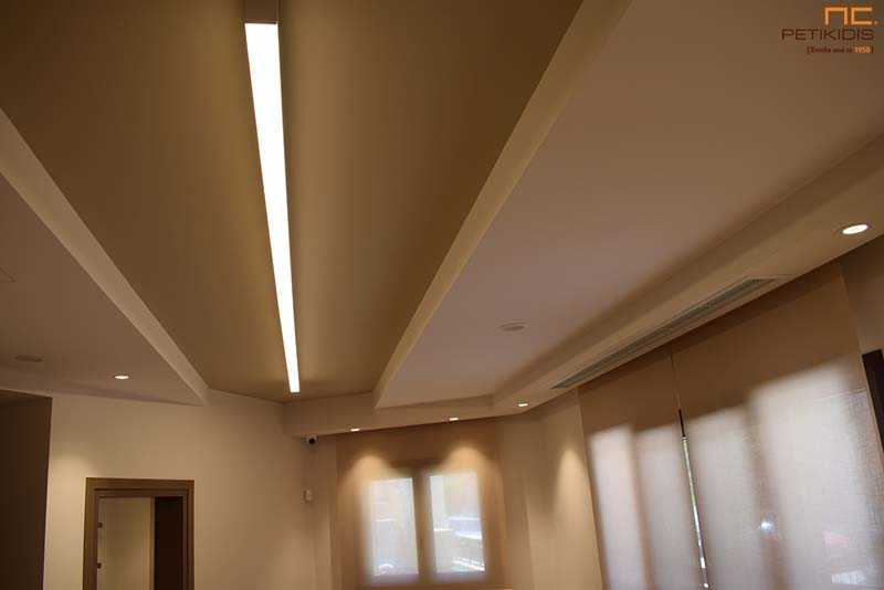 Εσωτερική Διακόσμηση Ιατρείου - Φωτισμός Ιατρείου με LED