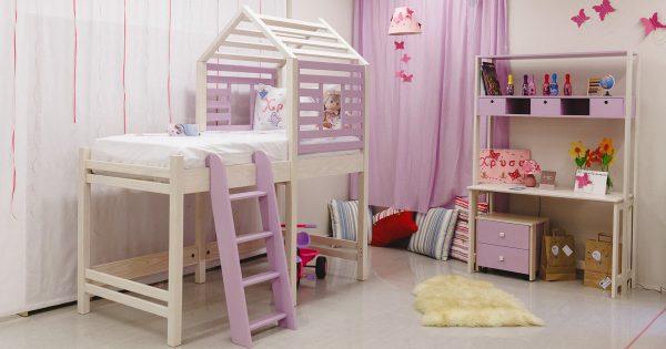 Παιδικό Δωμάτιο Δενδρόσπιτο (Προσφορά)
