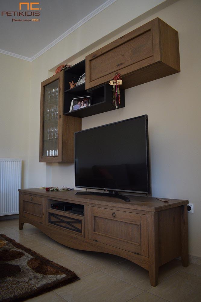 Ρουστίκ Σύνθεση Τηλεόρασης